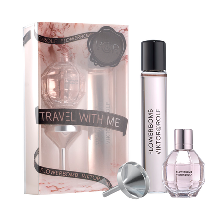 675eb7879af5 Gift Set. Select Size. Flowerbomb Travel Essentials