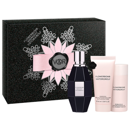 Flowerbomb Midnight Holiday Set