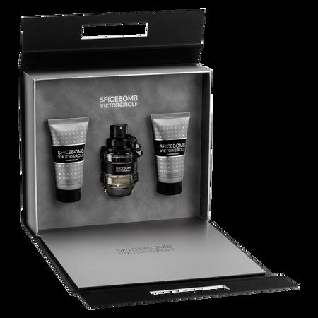 Spicebomb 3-piece grooming set