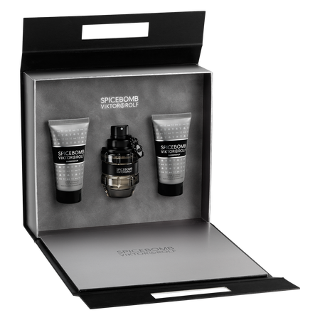 Spicebomb 3-piece grooming set