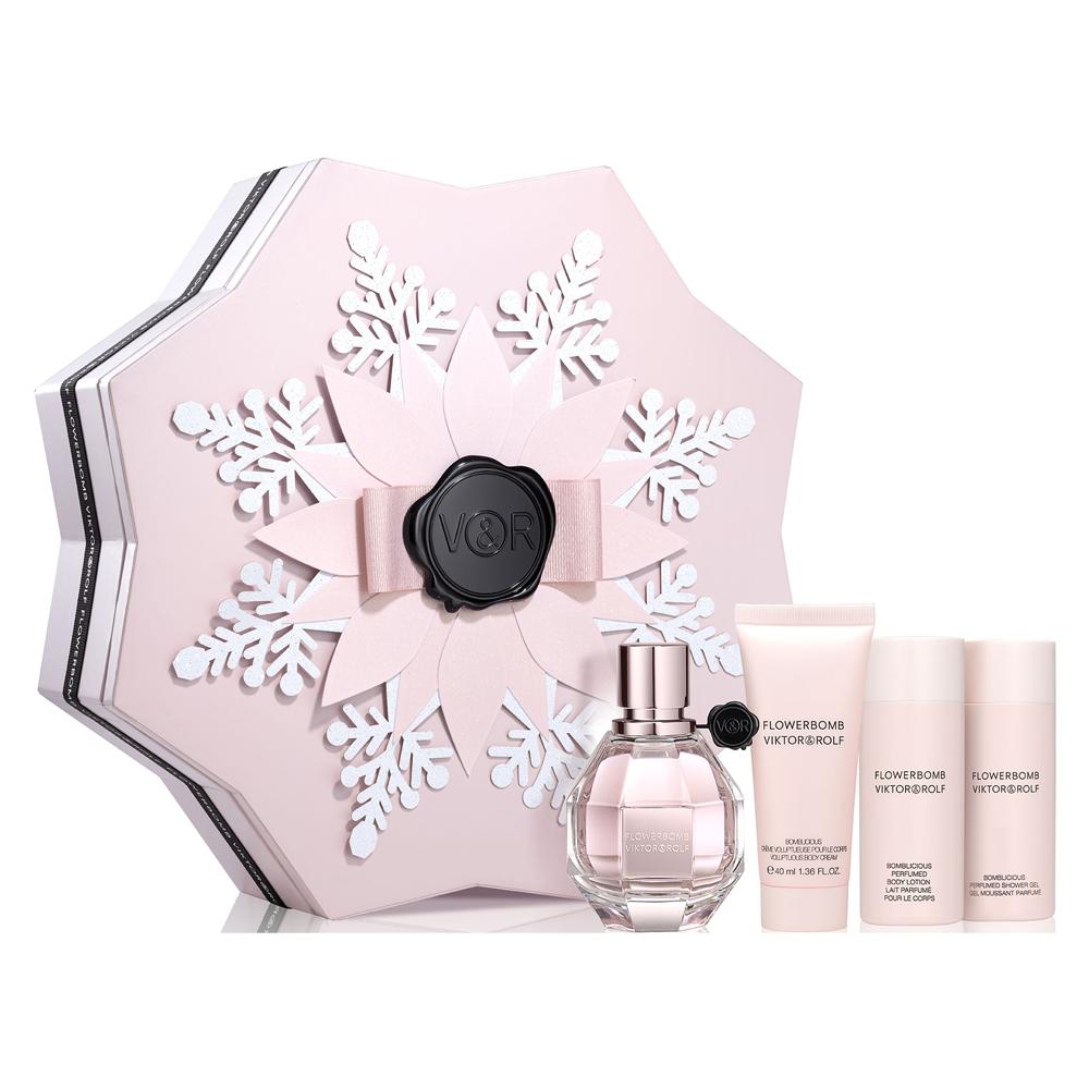 Flowerbomb Ultimate Holiday Set