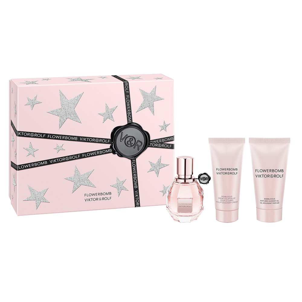 Flowerbomb Exclusive Holiday Set