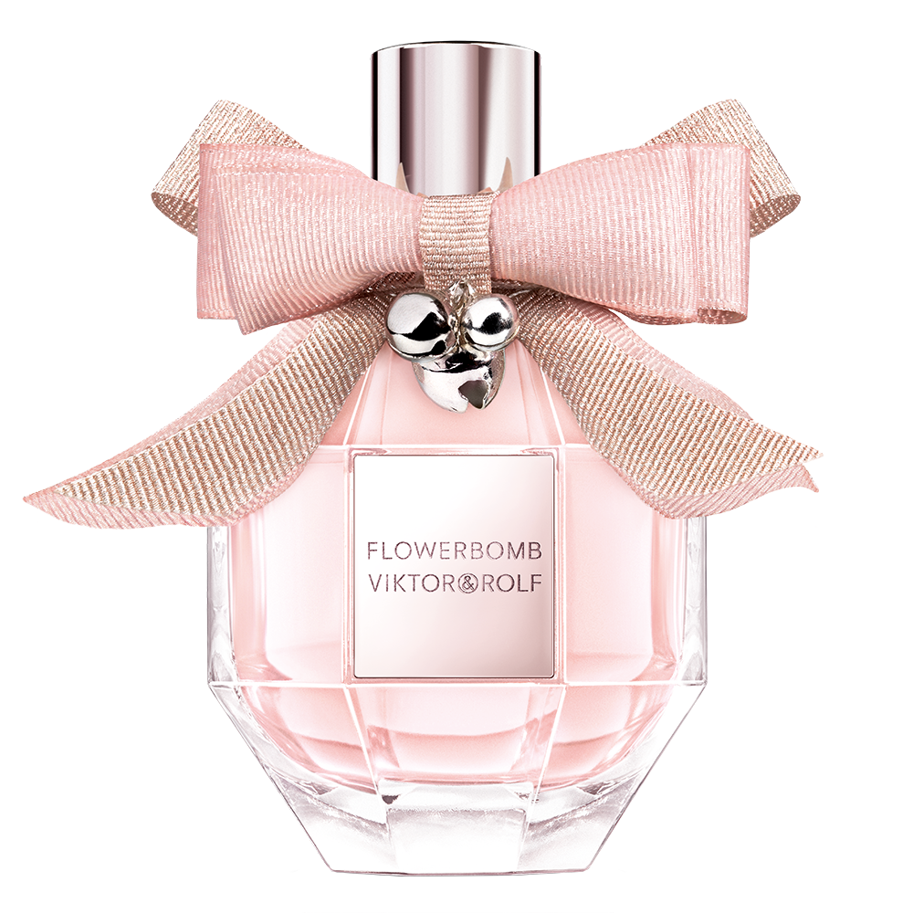 Flowerbomb Pink Bow Holiday Limited Edition