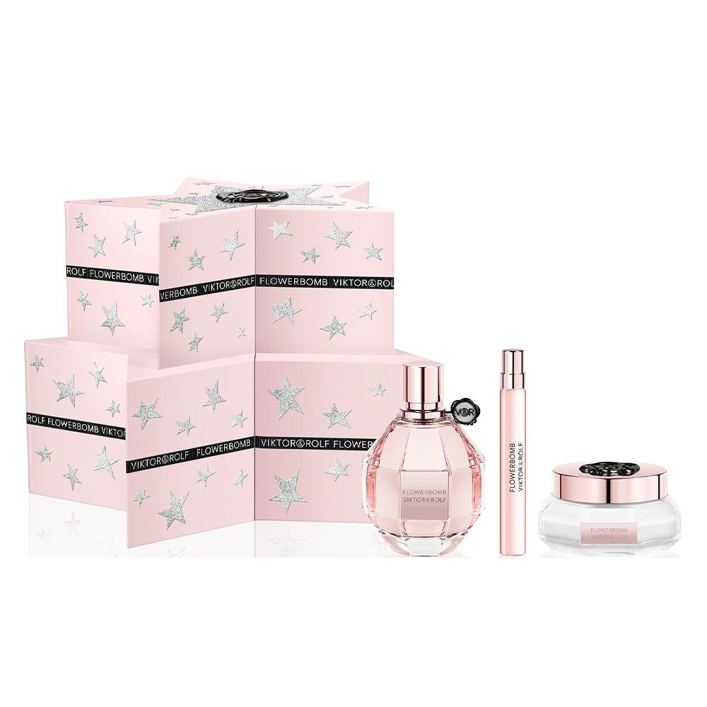 Flowerbomb Luxury 3 Piece Set